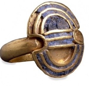 ancient greek signet ring