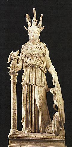 """Goddess Athena, """"Athena Jewelry"""" SilverTownArt Greek Jewelry Shop"""