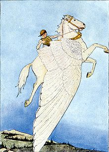 Bellerophon and Pegasus, Pegasus Ring,SilverTownArt Greek Jewelry Shop