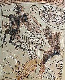Medusa and the birth of Pegasus, Pegasus Ring, SilverTownArt Greek Jewelry Shop