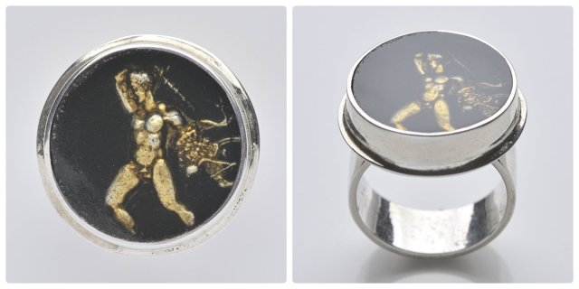 hercules jewelry, silvertownart greek jewelry shop